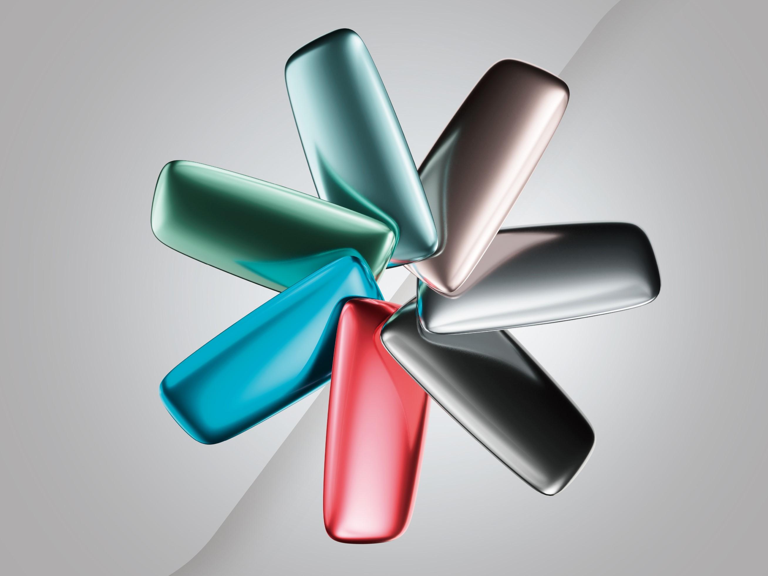 デバイス本体に装着されているフロントパネルはマグネット式で簡単に着脱が可能。カラーバリエーションが豊富な取り換え式のフロントパネルも別売りで用意している。