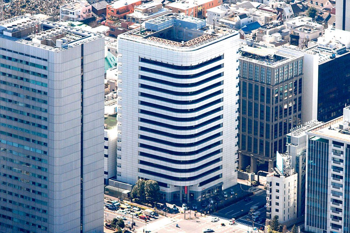 青山のホンダ本社ビル